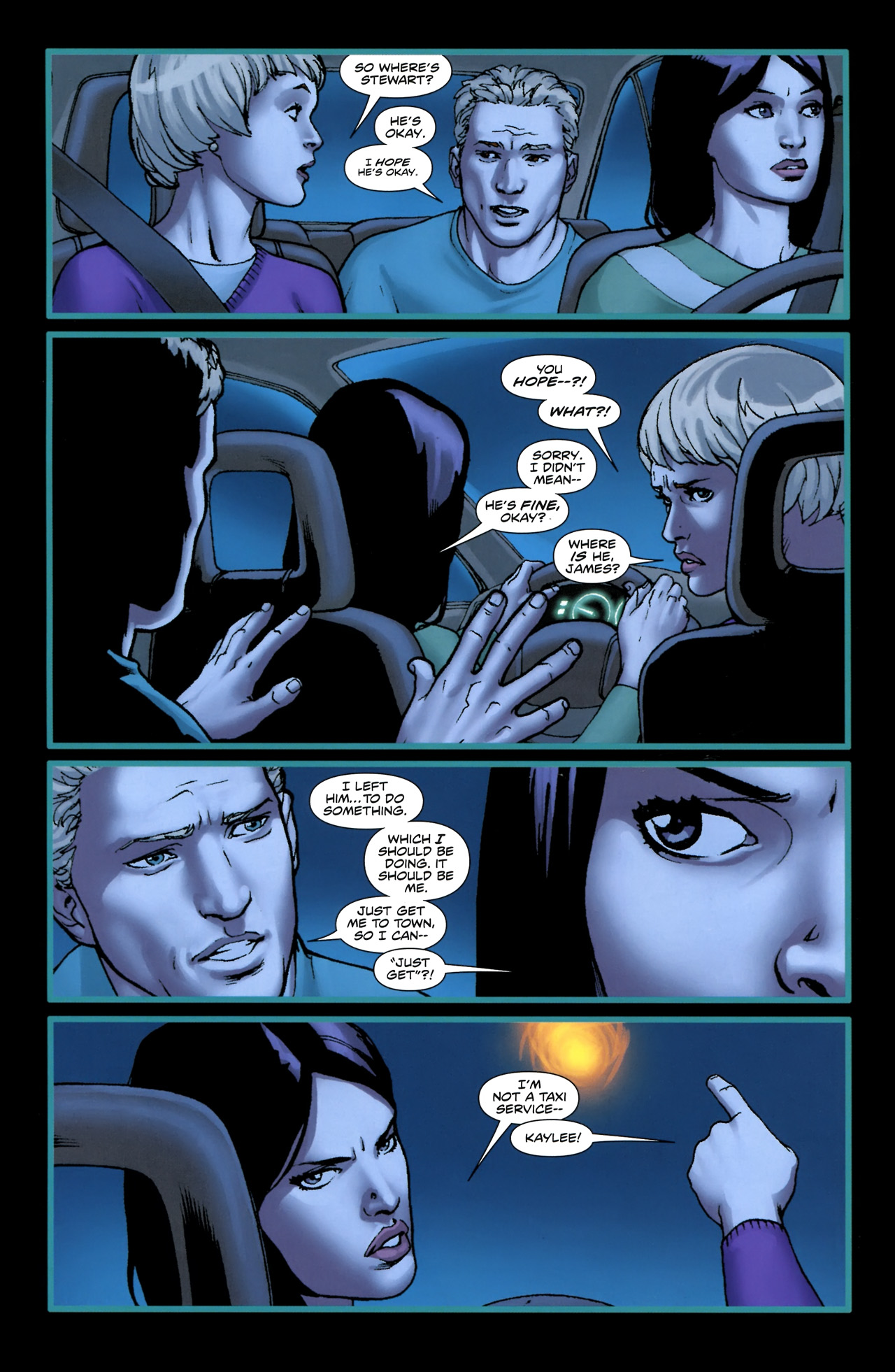 Read online Soldier Zero comic -  Issue #4 - 17