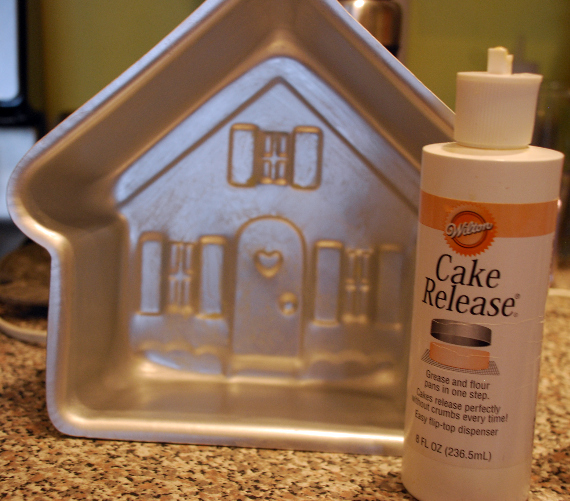 Once I Had The Decorations Ready Baked House Cake Using My Kids Favorite Funfetti Mix To Make Sure Easily Came Out