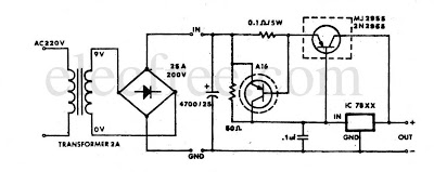Tehnik Service » Power suply 5V 5A