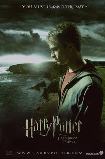 Vvb32 Reads Harry Potter And The Half Blood Prince 2009
