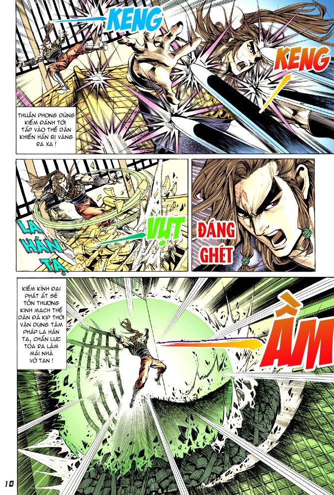 Đại Đường Uy Long chapter 13 trang 8