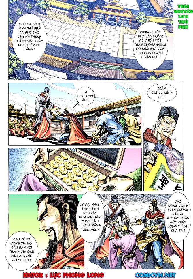 Đại Đường Uy Long chapter 13 trang 2