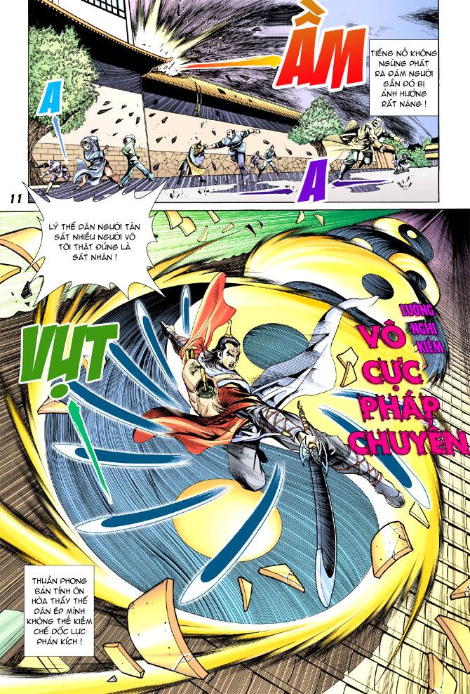 Đại Đường Uy Long chapter 13 trang 9