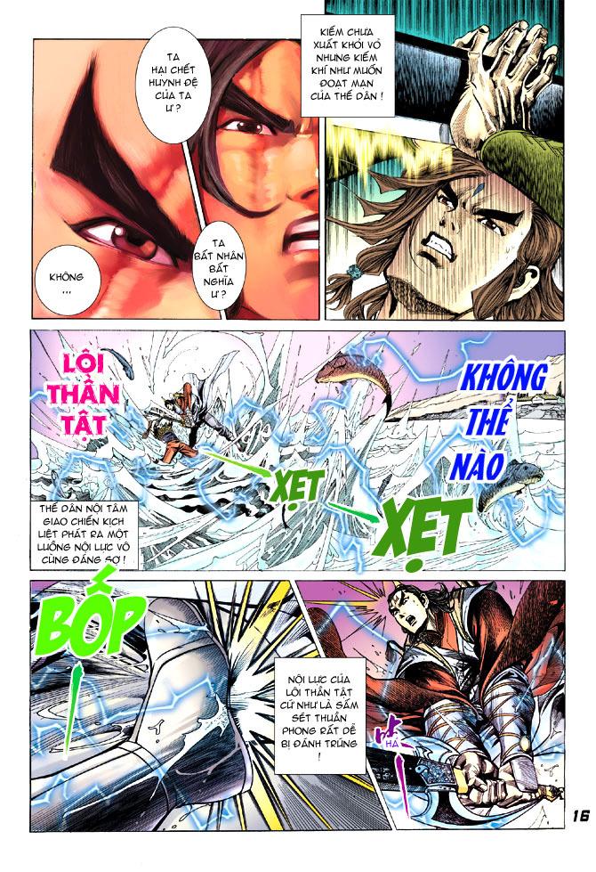 Đại Đường Uy Long chapter 13 trang 14
