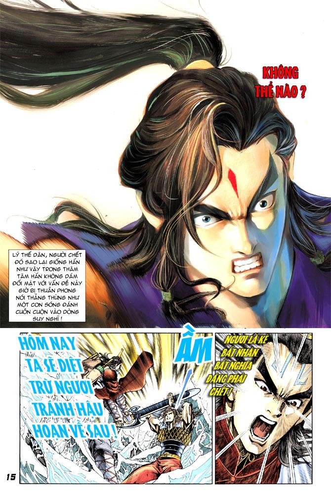 Đại Đường Uy Long chapter 13 trang 13