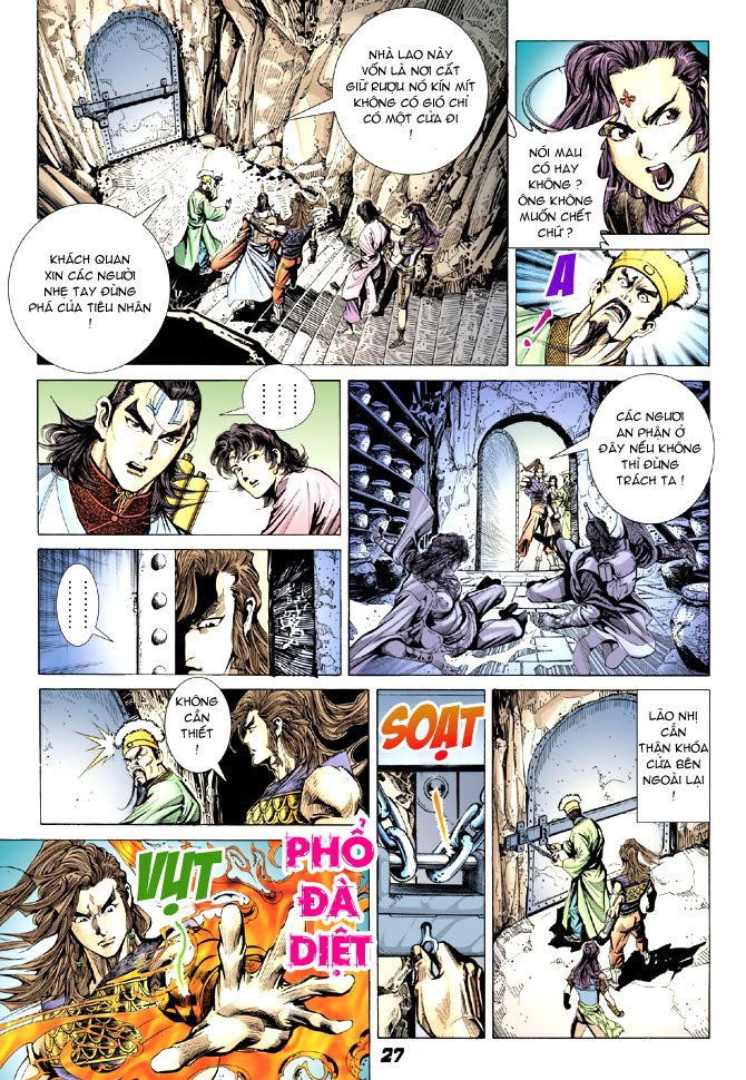Đại Đường Uy Long chapter 13 trang 19