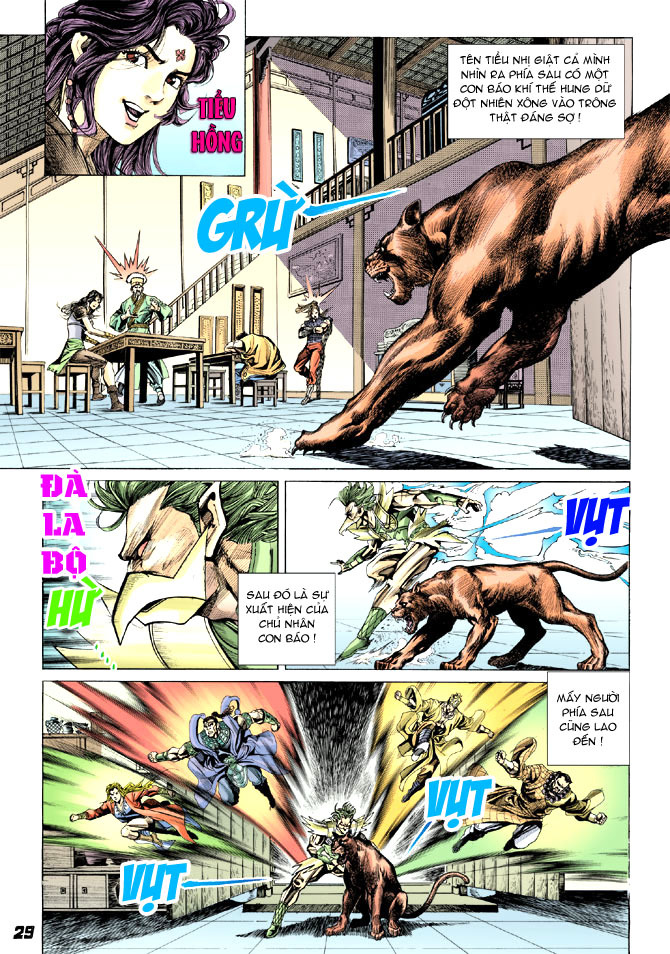 Đại Đường Uy Long chapter 13 trang 20