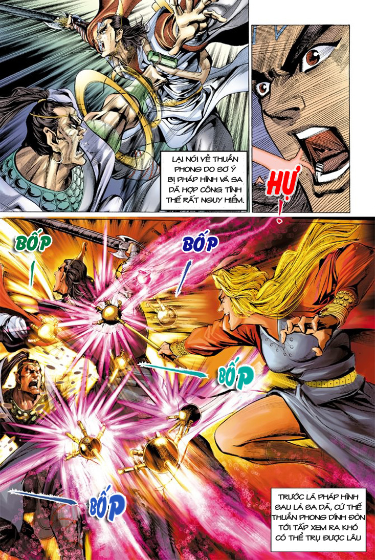 Đại Đường Uy Long chapter 9 trang 2