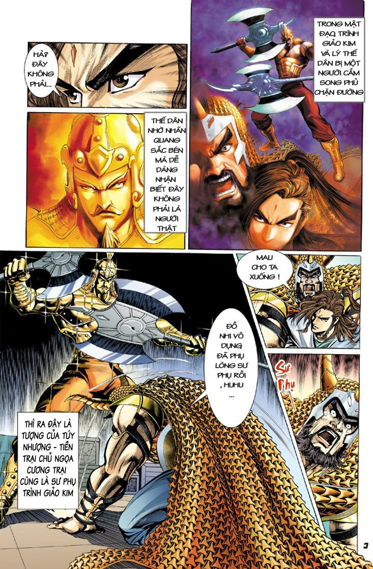 Đại Đường Uy Long chapter 10 trang 3