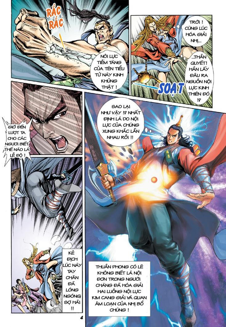 Đại Đường Uy Long chapter 9 trang 4