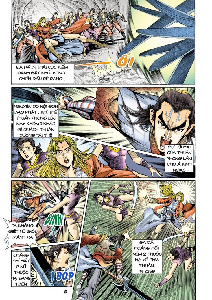 Đại Đường Uy Long chapter 9 trang 6