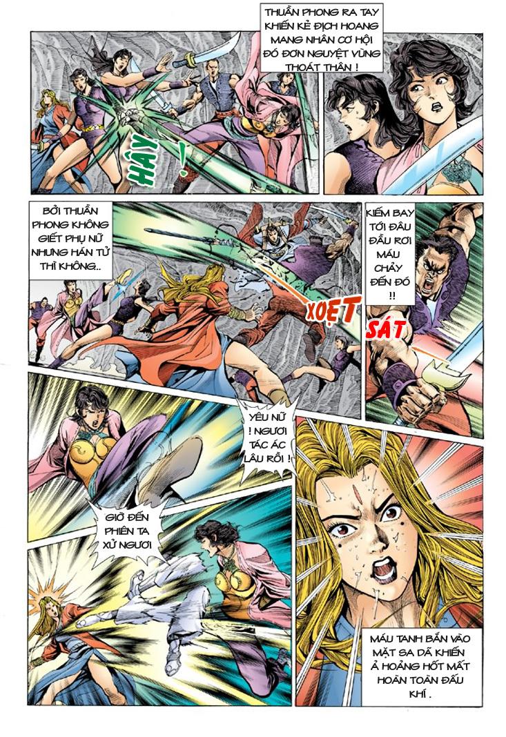 Đại Đường Uy Long chapter 9 trang 7