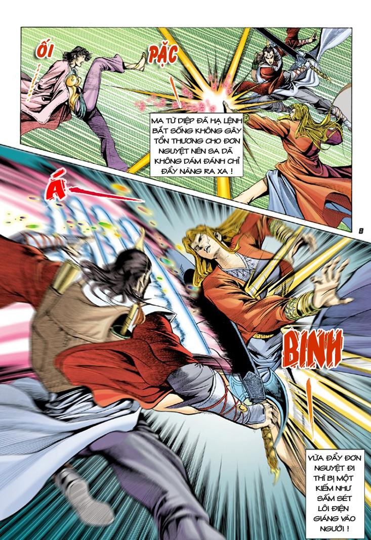Đại Đường Uy Long chapter 9 trang 8