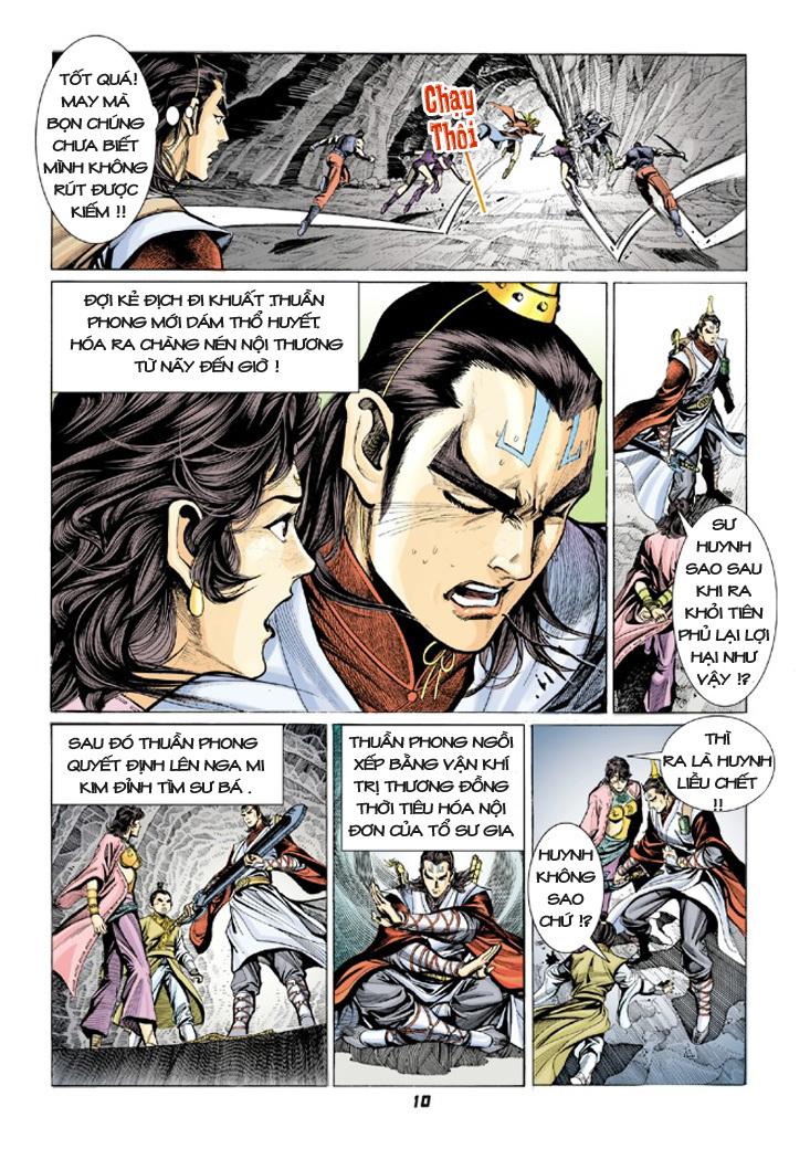 Đại Đường Uy Long chapter 9 trang 10