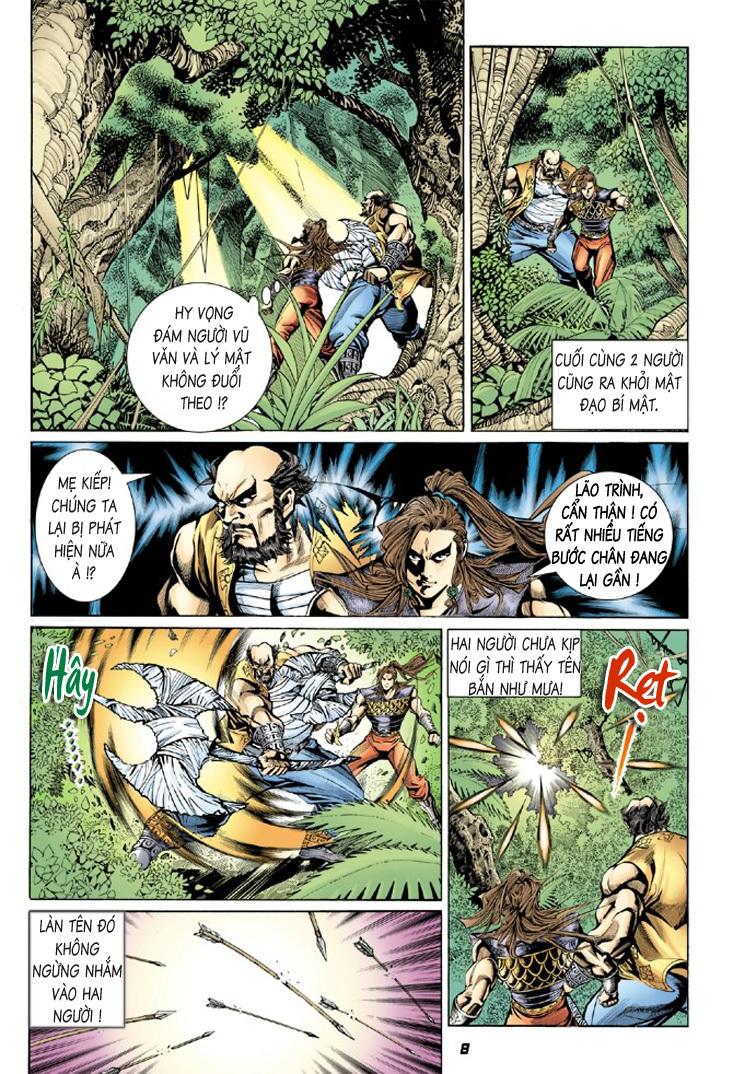 Đại Đường Uy Long chapter 10 trang 8