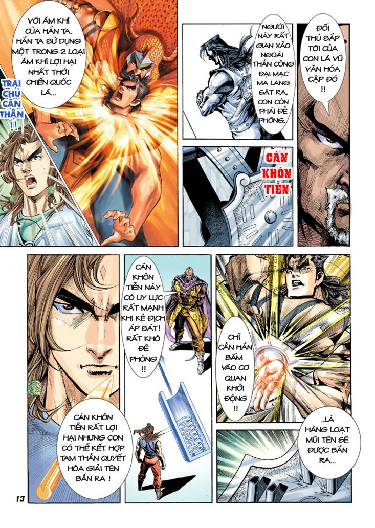 Đại Đường Uy Long chapter 9 trang 13