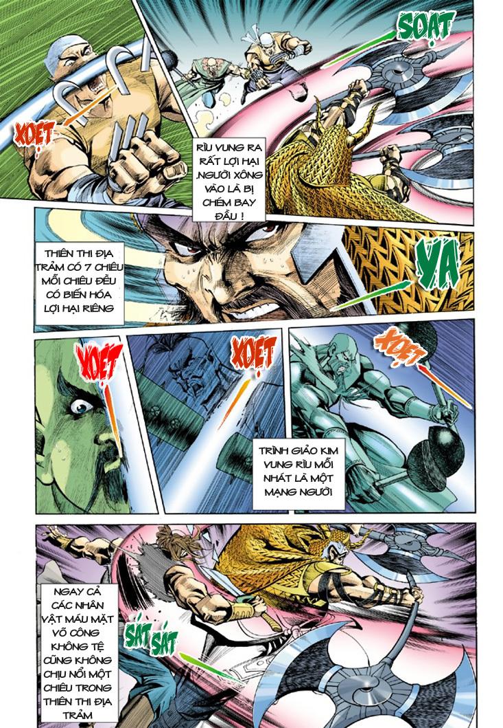Đại Đường Uy Long chapter 9 trang 17