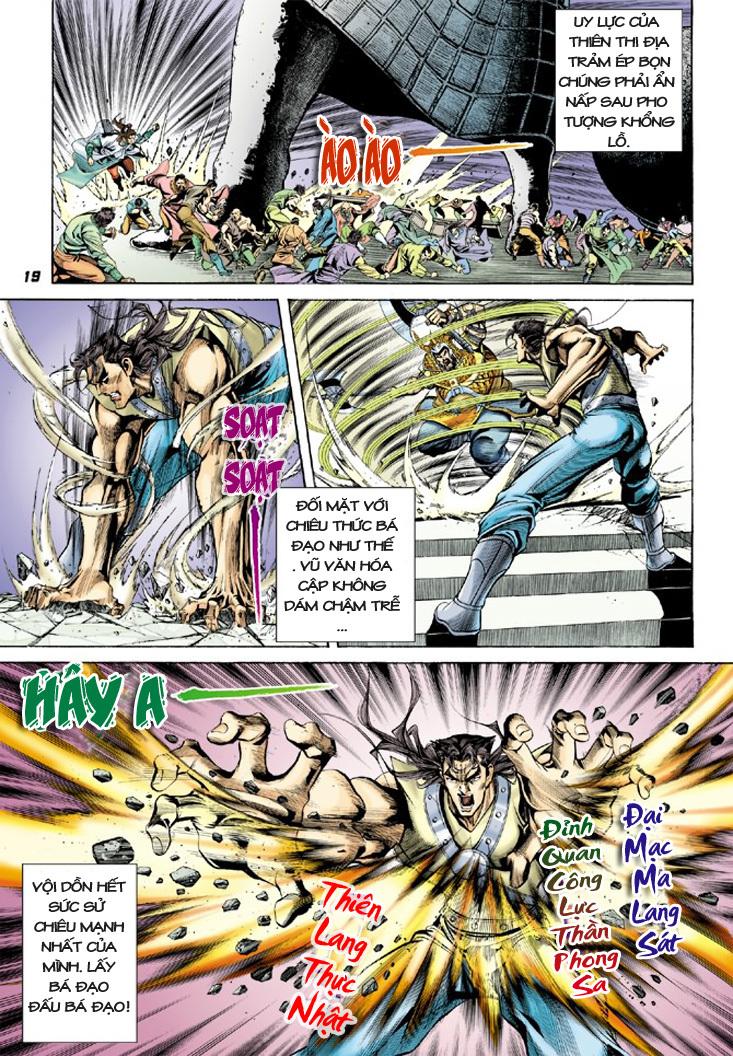 Đại Đường Uy Long chapter 9 trang 19