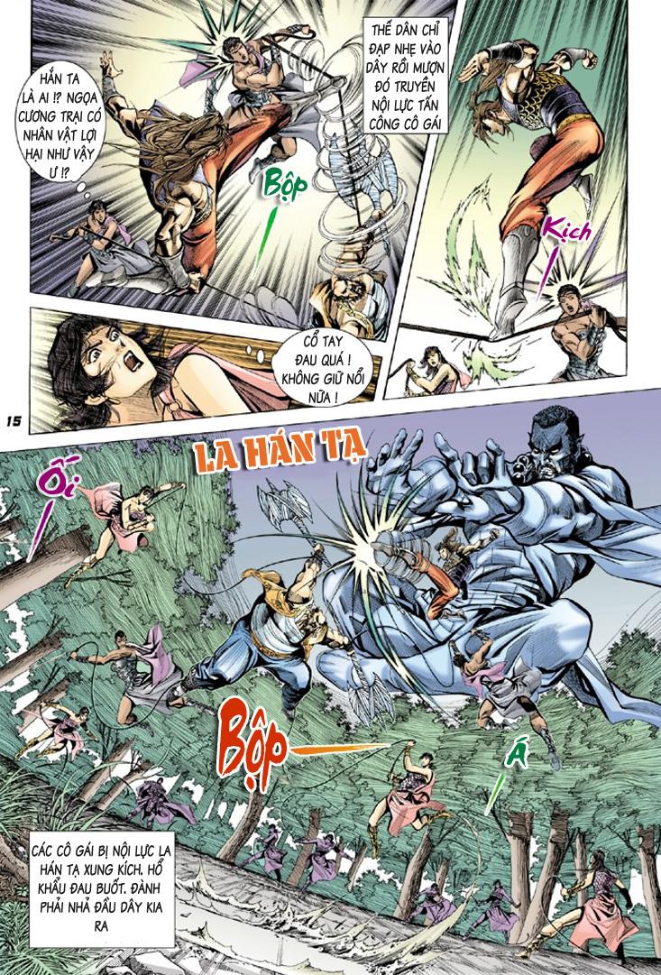 Đại Đường Uy Long chapter 10 trang 14
