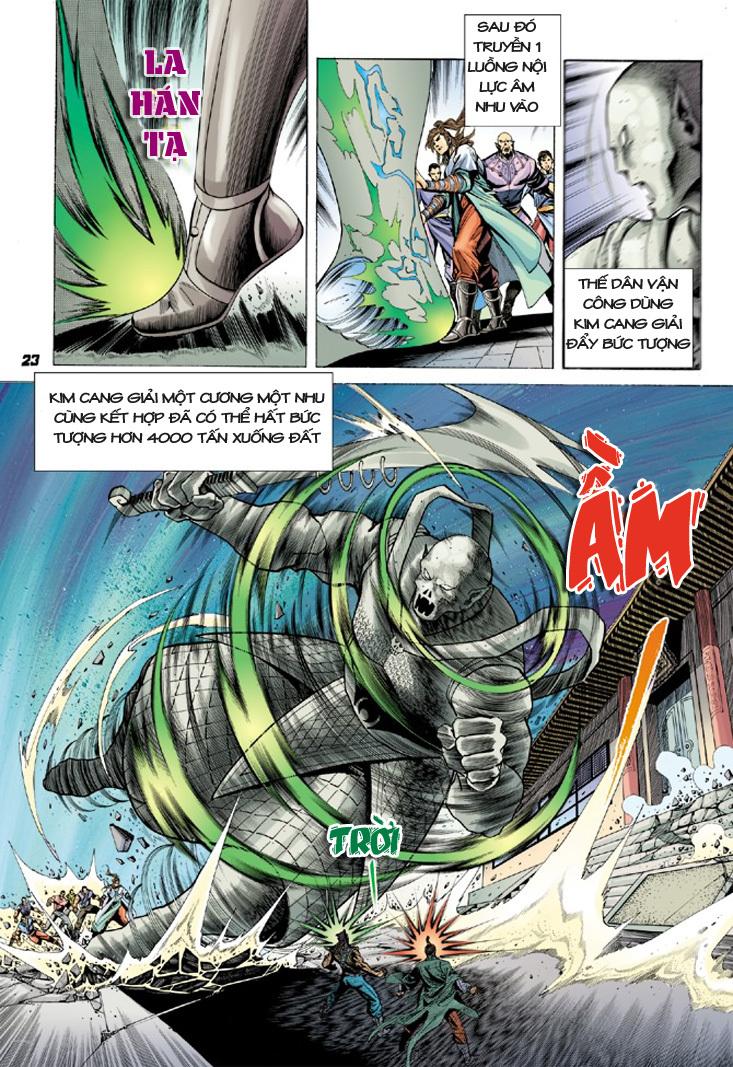 Đại Đường Uy Long chapter 9 trang 23