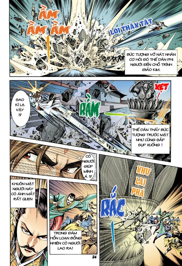 Đại Đường Uy Long chapter 9 trang 24