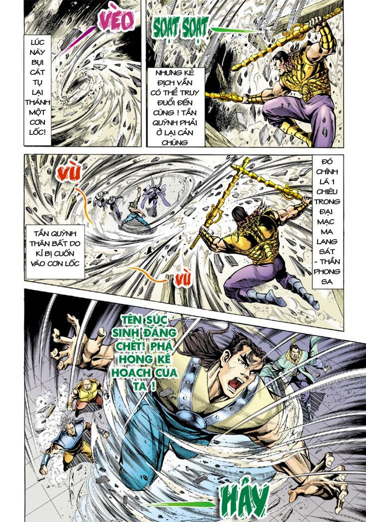 Đại Đường Uy Long chapter 9 trang 28