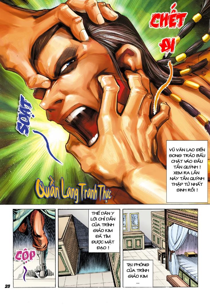 Đại Đường Uy Long chapter 9 trang 29