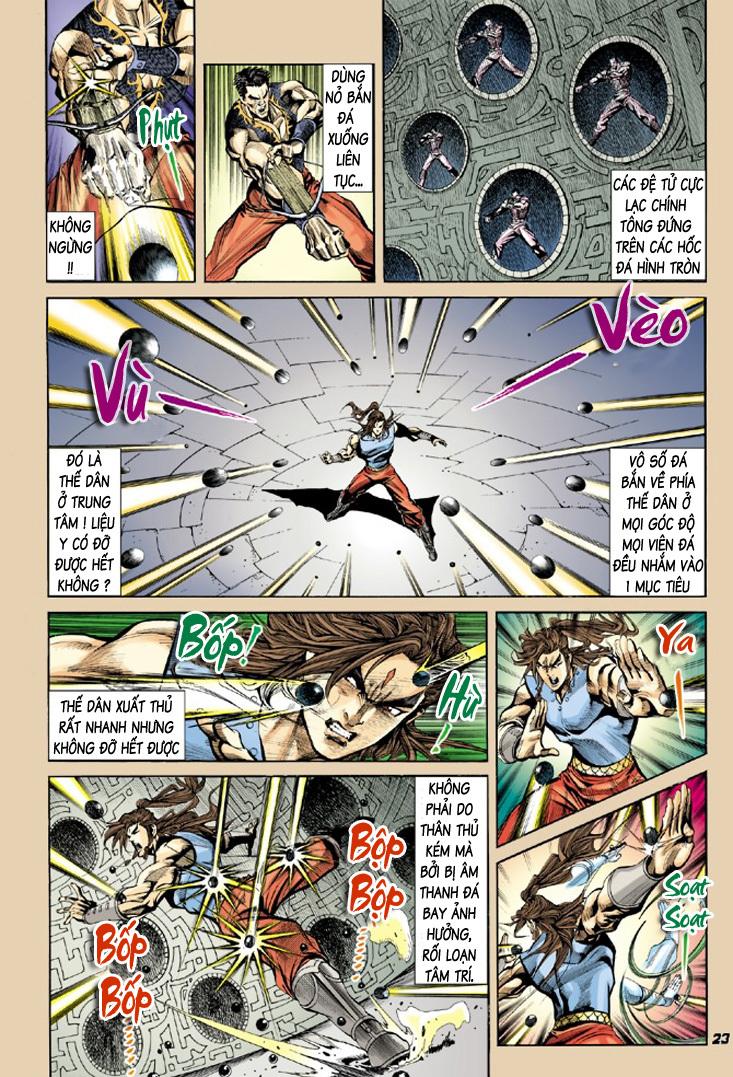 Đại Đường Uy Long chapter 10 trang 20