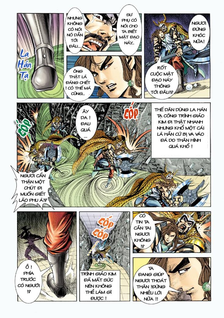 Đại Đường Uy Long chapter 9 trang 32