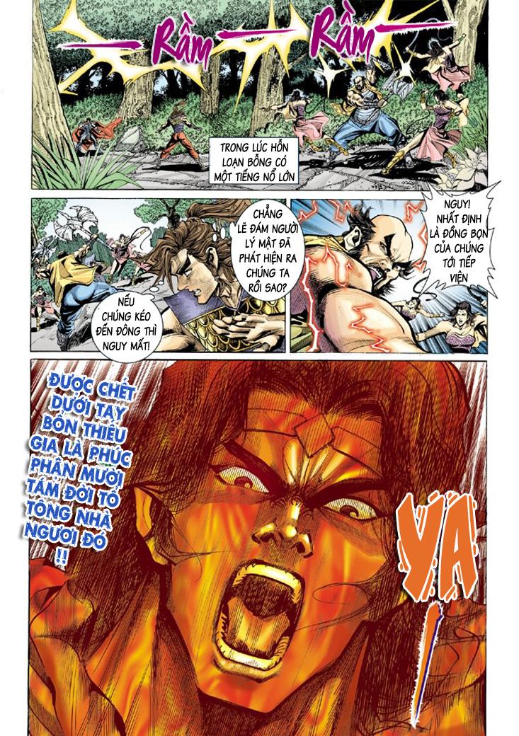 Đại Đường Uy Long chapter 10 trang 25