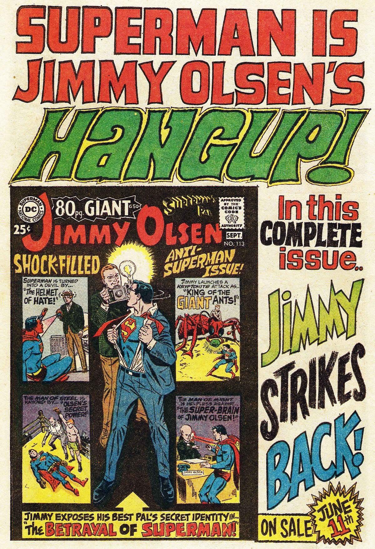 Read online Adventure Comics (1938) comic -  Issue #371 - 12