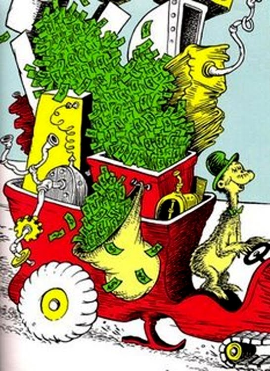 Image Result For Dr Seuss Thing