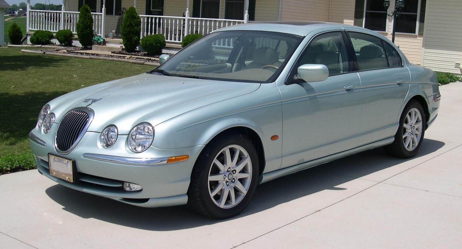 Jaguar S Type Specifications