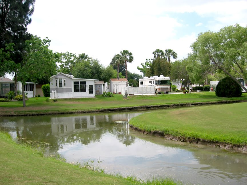 2005 Park Model For Sale in Brownsville, Texas