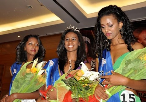 Miss World Ethiopia 2009