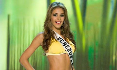 Miss Universo 2008, Dayana Mendoza, visita Filipinas