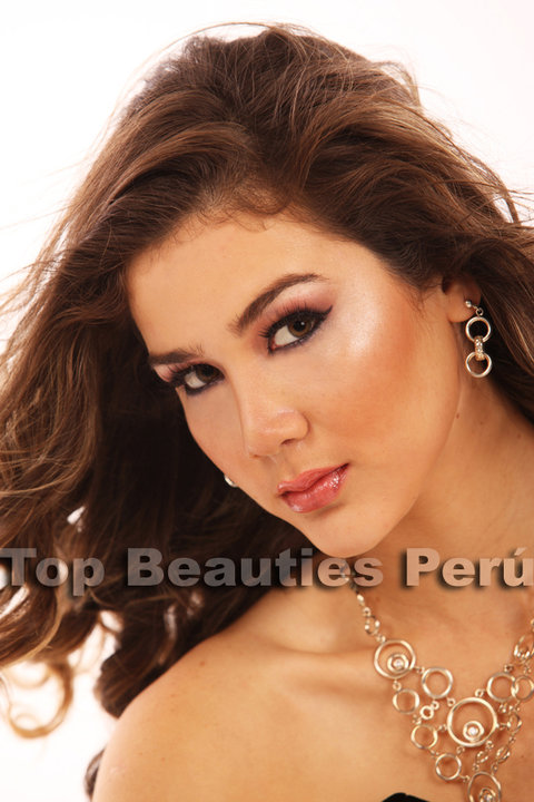 Fotos Oficiales Miss Peru World 2010 / Alexandra Liao
