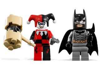 MUNDO LEGO: En la Mira: Set 7886 The Batcycle: Harley ...