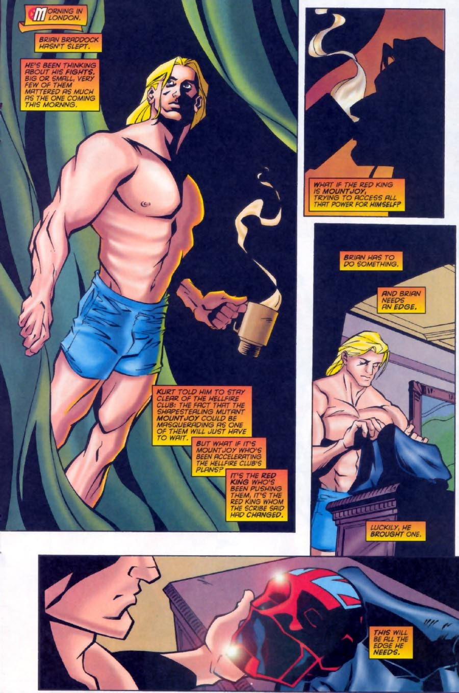 Excalibur (1988) issue 99 - Page 15