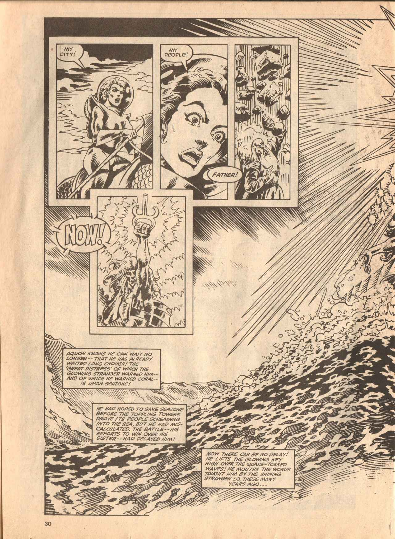 Read online Future Tense comic -  Issue #38 - 30