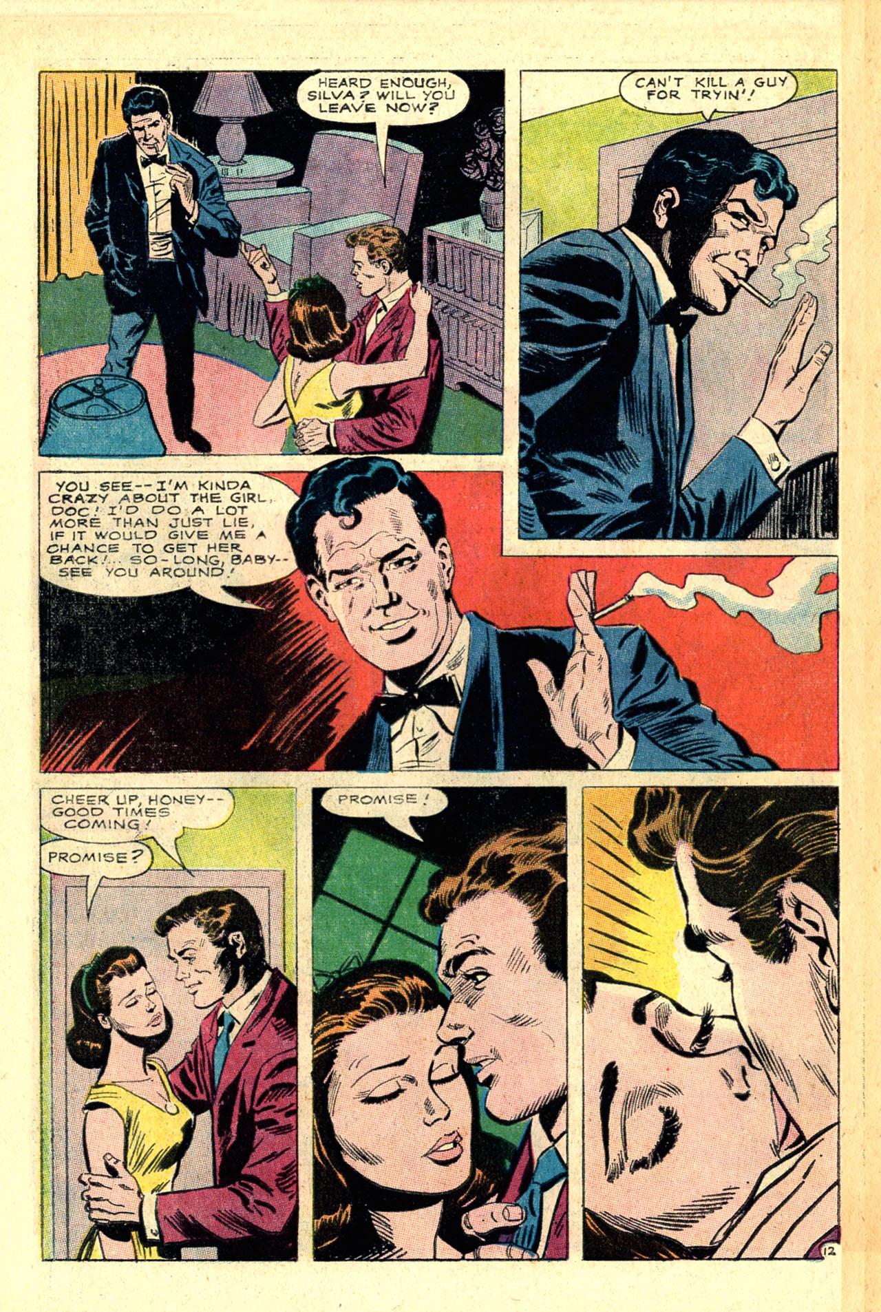 Read online Secret Hearts comic -  Issue #118 - 30