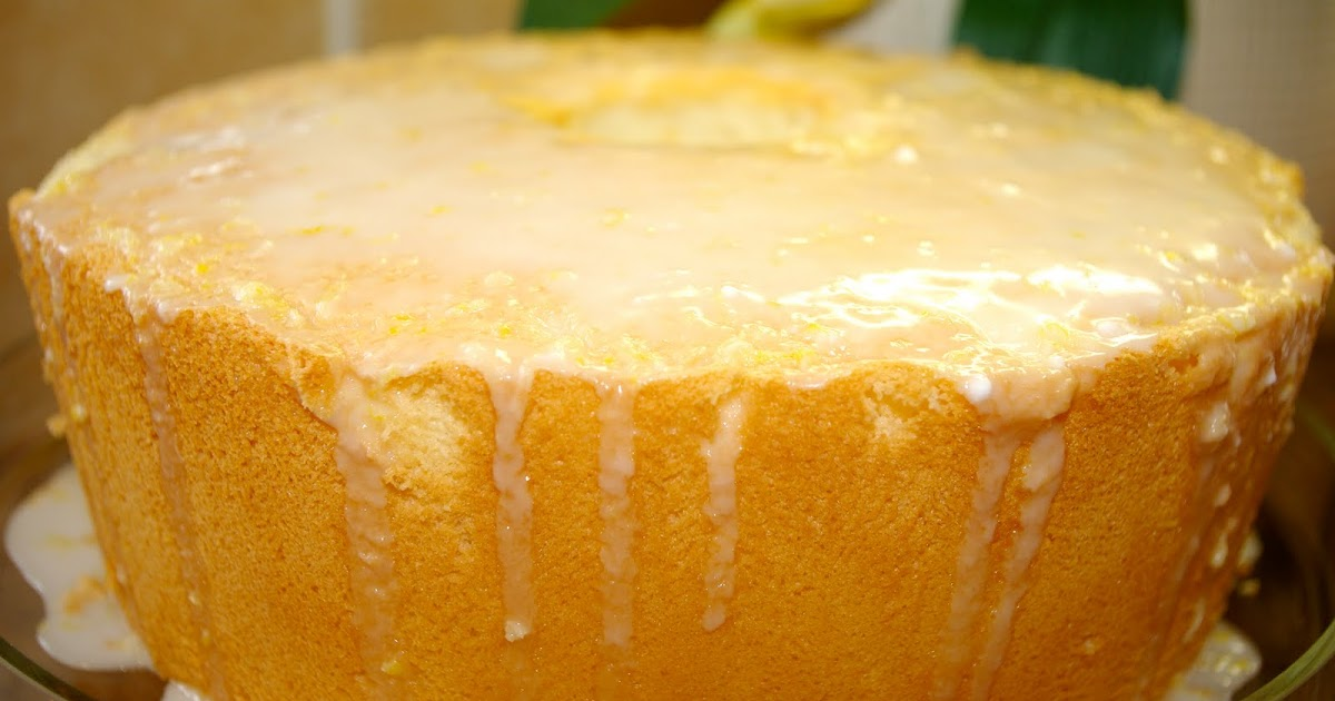 Light Lemon Sponge Cake Recipes: Mennonite Girls Can Cook: Sponge Cake