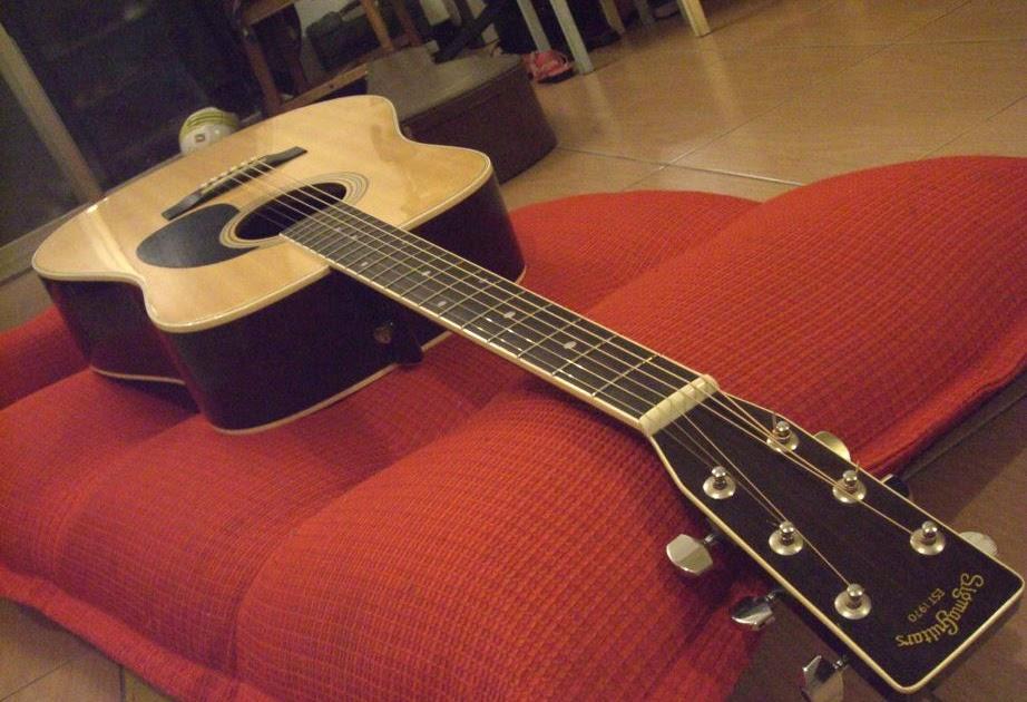 installing an under saddle pickup on an acoustic guitar diy strat and other guitar audio. Black Bedroom Furniture Sets. Home Design Ideas