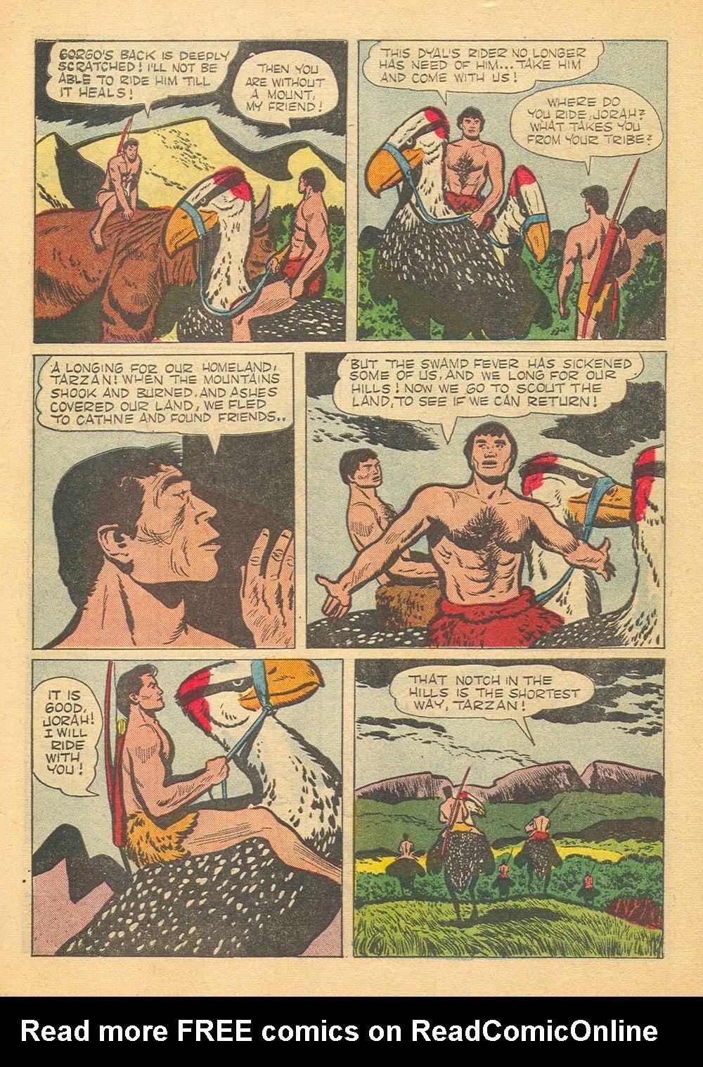 Tarzan (1948) issue 60 - Page 10