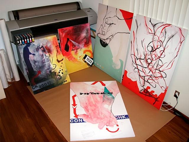 Art Conceptual Ocd