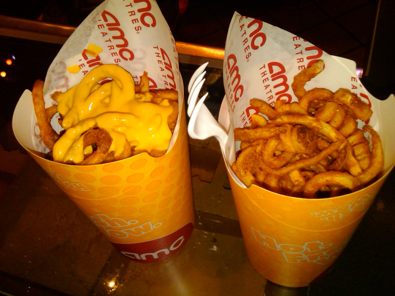 French Fry Diary French Fry Diary 134 Loews Amc Cinema Cherry Hill Nj