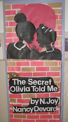School Counselor Blog Black History Month Door Decorating