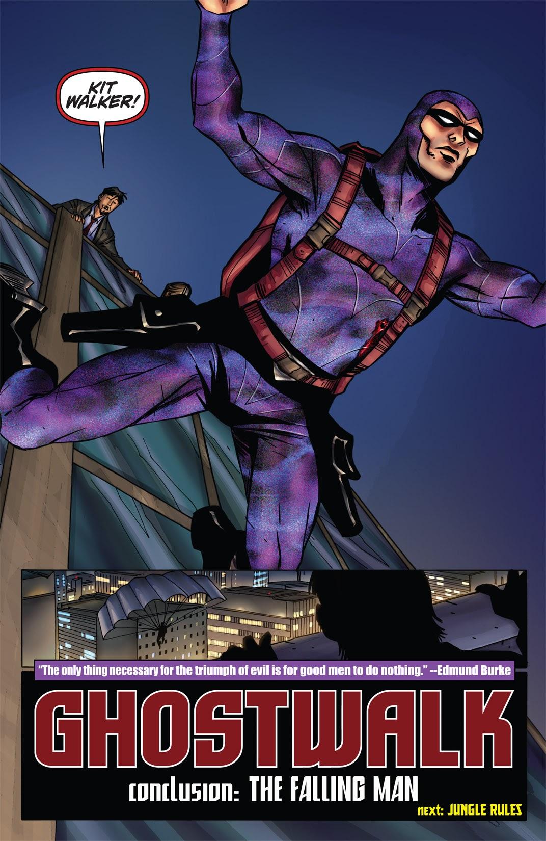 The Last Phantom 6 Page 27