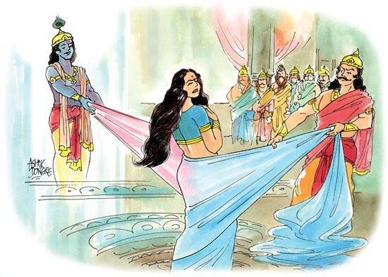 Lord Balarama: Guru of Bhima and Duryodhana