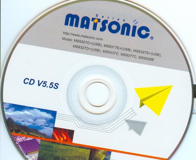 driver matsonic ms9317e
